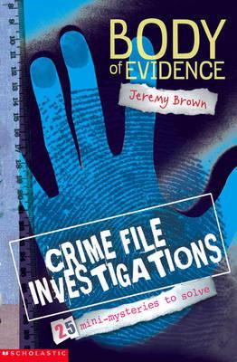Body of Evidence by Jeremy Brown image