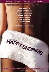 Happy Endings on DVD