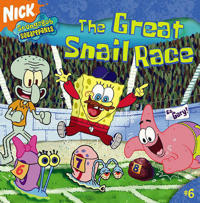 The Great Snail Race by Kim Ostrow image