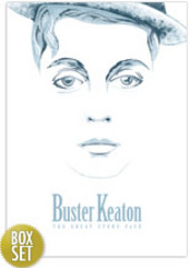 Buster Keaton - Collection on DVD
