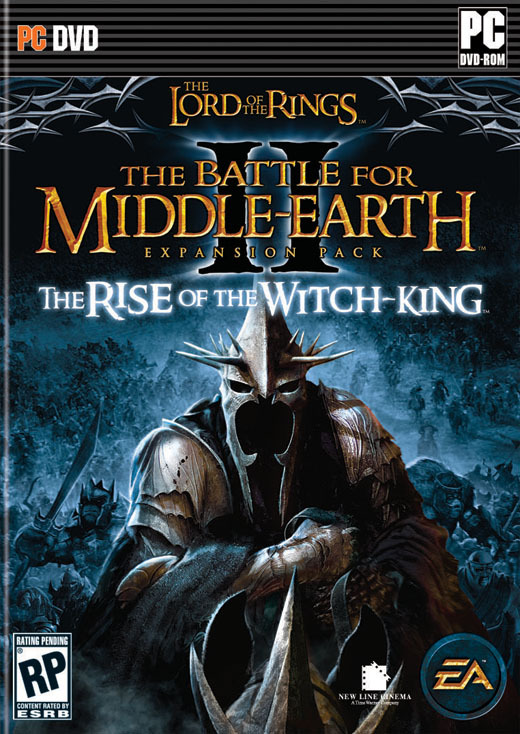 LOTR: The Battle for Middle-Earth II - Rise of the Witch King for PC Games