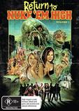 Return to Nuke'Em High - Volume 1 on DVD