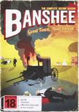Banshee - The Complete Second Season DVD