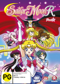 Sailor Moon R - Season 2 Part 1 on DVD