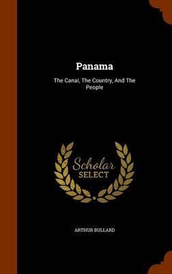 Panama by Arthur Bullard image