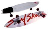 SurfSkate V-Truck: Premiere - Red