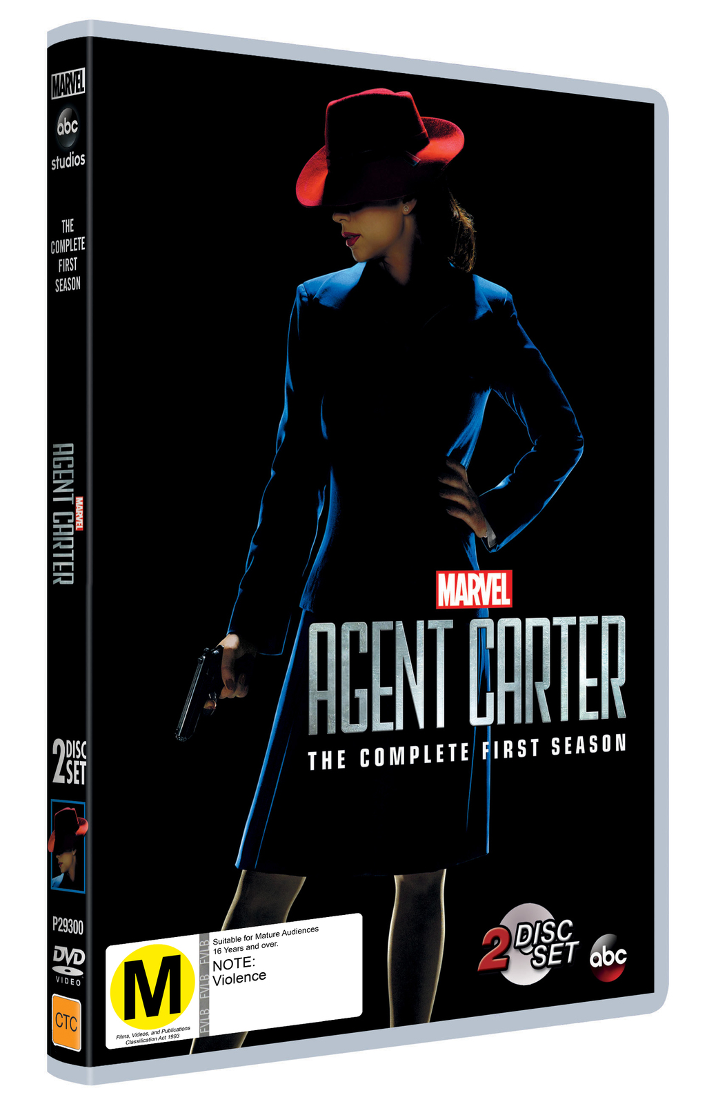 Agent Carter - The Complete First Season on DVD image