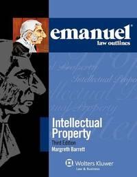 Emanuel Law Outlines by Margreth Barrett