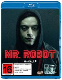 Mr. Robot - Season_2.0 on Blu-ray