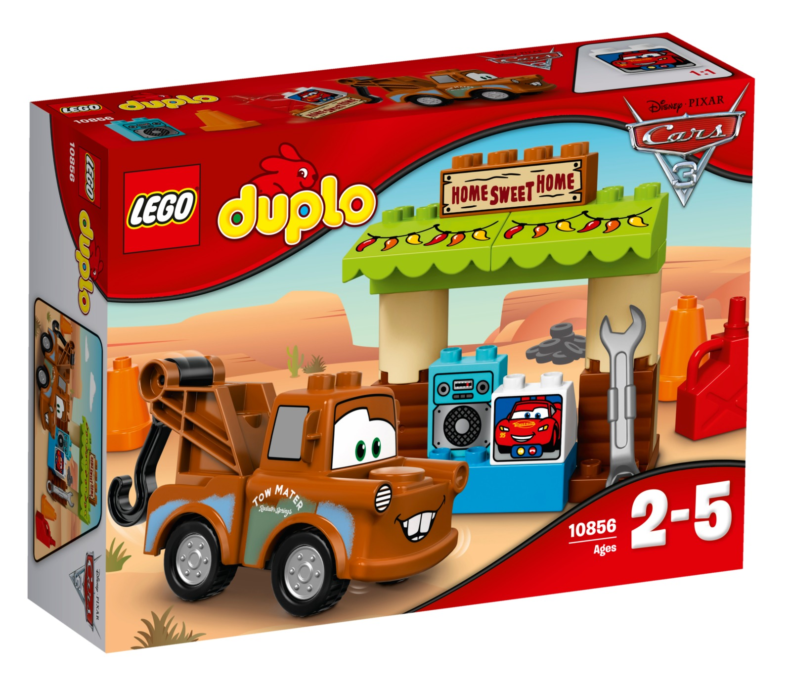 LEGO DUPLO - Mater´s Shed (10856) image