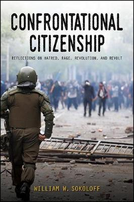 Confrontational Citizenship by William W. Sokoloff image
