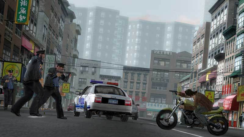Driver: Parallel Lines for PC Games image