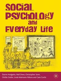 Social Psychology and Everyday Life by Darrin Hodgetts image