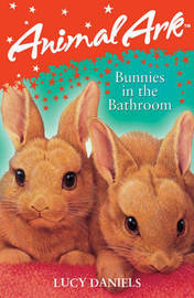 Bunnies in the Bathroom by Lucy Daniels image