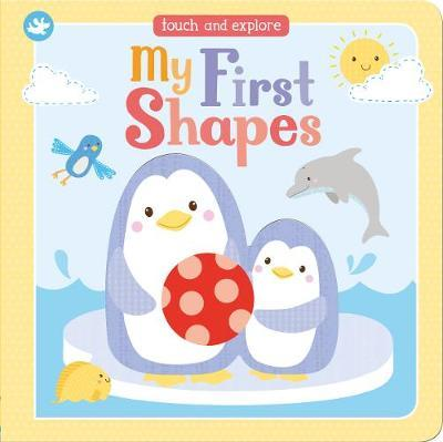Little Me My First Shapes by Parragon Editors image