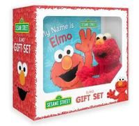 Sesame Street: Elmo Book & Plush