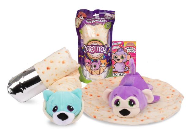 Cutetitos: Collectable Mystery Plush - (Blind Bag)