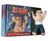 A Die Hard Christmas Gift Set - Book & Plush by Doogie Horner image