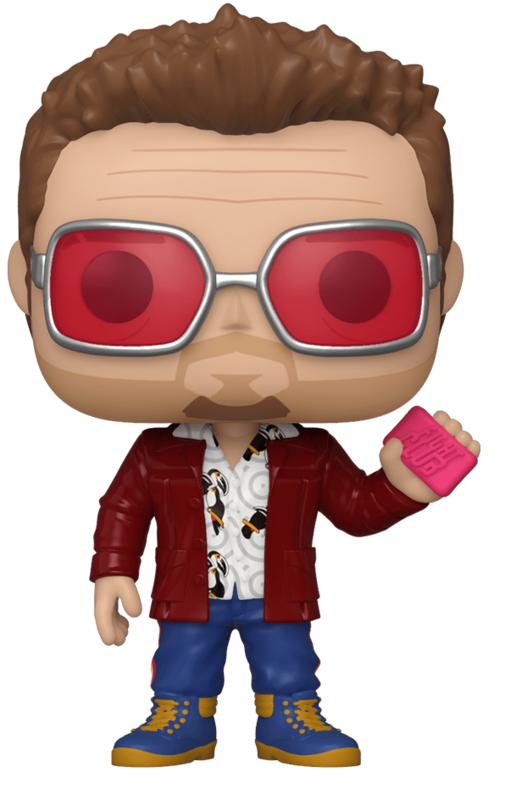 Fight Club: Narrator (with Buddy) - Pop! Vinyl Figure