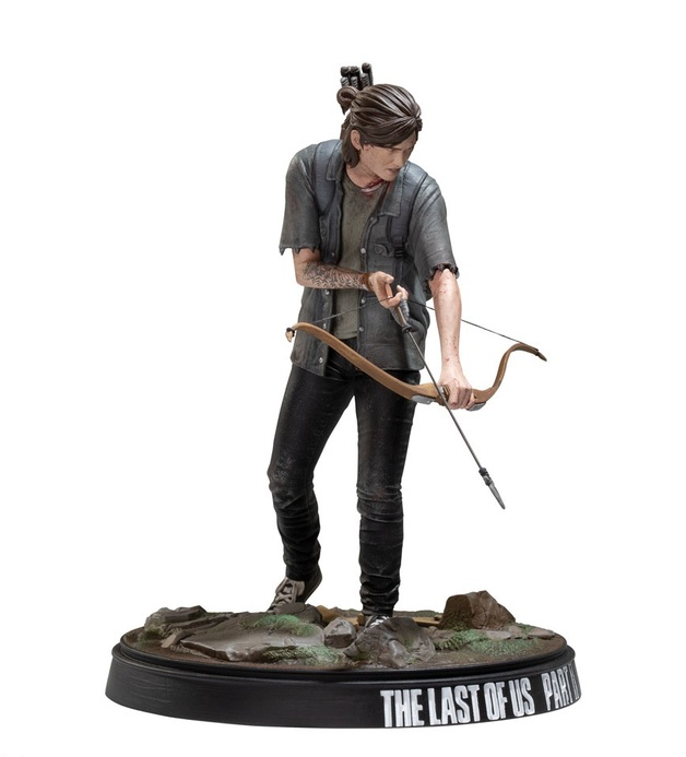 "The Last of Us Part II: Ellie (with Bow) - 8"" Statue"