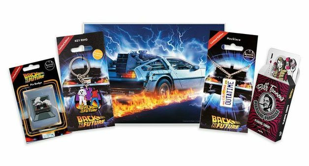 Back to the Future - Collector Box