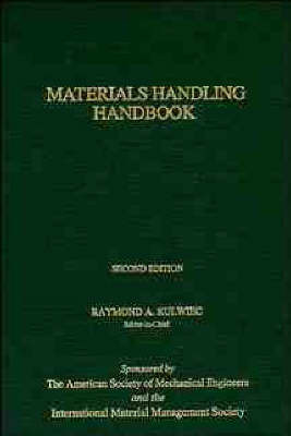 Materials Handling Handbook by American Society of Mechanical Engineers (ASME) image