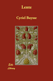 Lente by Cyriel Buysse image
