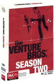 The Venture Bros. - Season 2 on DVD