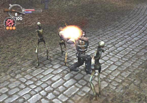Hunter: The Reckoning Wayward for PlayStation 2 image