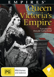 Empires: Queen Victoria's Empire on DVD image