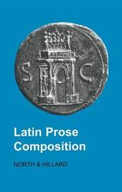 Latin Prose Composition by M.A. North image