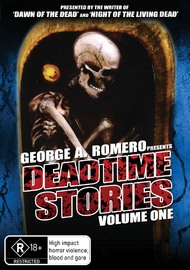 Deadtime Stories (Volume One) on DVD