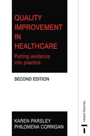 QUALITY IMPROVEMENT IN HEALTHCARE by Karen Parsley image