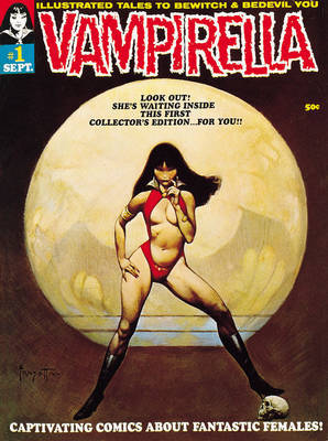 Vampirella Archives Volume 1 by Various ~