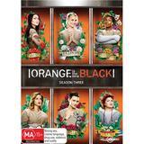 Orange is the New Black Season 3 (4 Disc Set) DVD