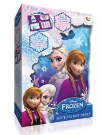 Frozen - Soft Secret Diary