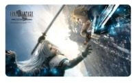 Final Fantasy TCG Playmat - Cloud/Sephiroth