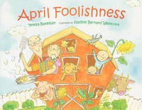 April Foolishness Book and DVD Set by Teresa Bateman image
