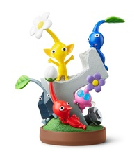 Nintendo Amiibo Pikmin for