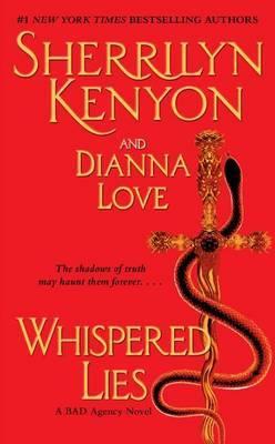 Whispered Lies by Sherrilyn Kenyon image