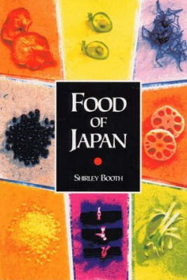 Food of Japan by Shirley Booth image