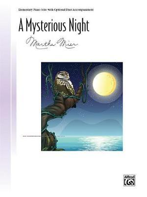 A Mysterious Night by Martha Mier image