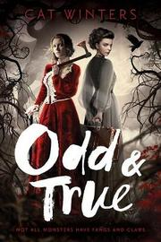 Odd & True by Cat Winters image