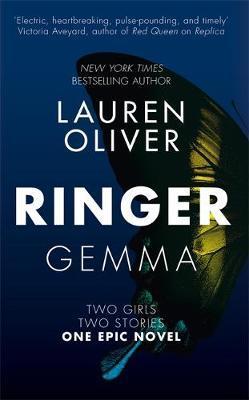 Ringer by Lauren Oliver image