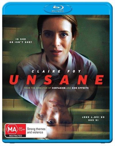Unsane on Blu-ray