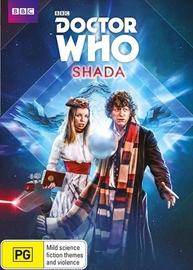 Doctor Who: Shada on DVD