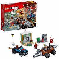 LEGO Juniors: Underminer Bank Heist (10760)