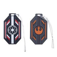 Star Wars - Rubber Luggage Tags (Set of 2)