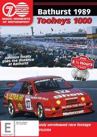 Magic Moments of Motorsport: 1989 Tooheys 1000 on DVD