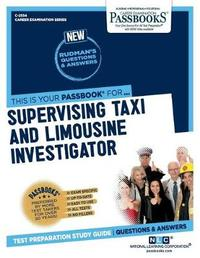 Supervising Taxi and Limousine Investigator by National Learning Corporation image